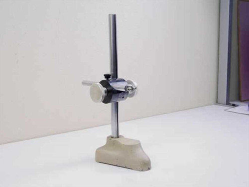 Bendix Silver and Black  Indicator Stand