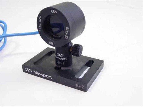 Newport 818-SL 883-SL  Silicon Detector 400-1100nm .4-1.1 um Photodiode D