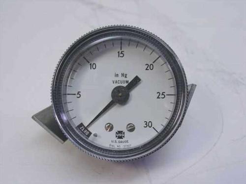 Ametek V844U  Vacuum Gauge 30 Inch HG 1/8 ANPT