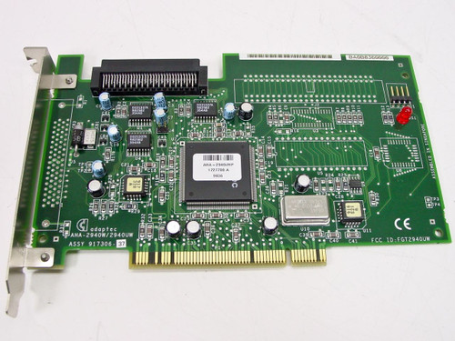Adaptec Ultra Wide SCSI PCI Controller (AHA-2940i/HP)