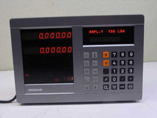 Heidenhain ND 920  Digital Position Readout Display DRO for Linear Sc