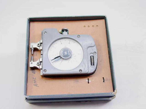 Hamilton Gauge HE50-01  Qwik Chek Bench Comparator .0001 Inch