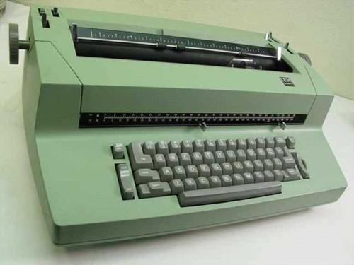 IBM Selectric II  Electric Typewriter Green