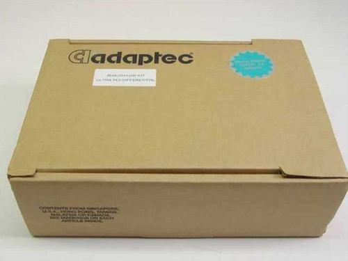 Adaptec AHA-2944UW Kit  Ultra PCI Differential w/ EZ-SCSI 4.0 Software