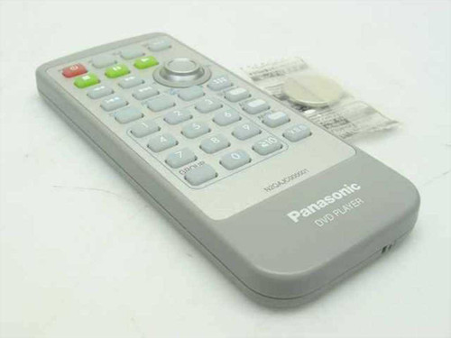 Panasonic N2QAJC000001  DVD Audio/Video Remote - DVD-LA95