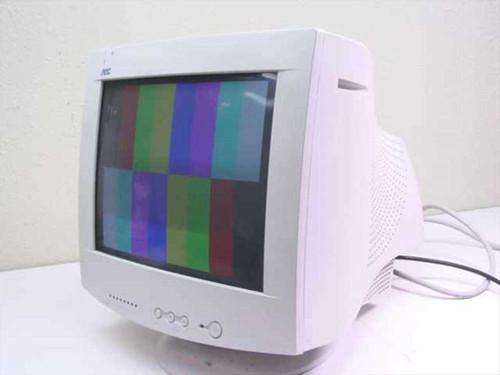 "AOC 5E  Envision 15"" Color VGA 15-Pin CRT Monitor"