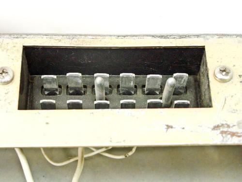 RCA Raw DC Power Supply 200-250Volt to 55-68 Volt MI-560772