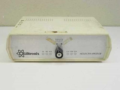 Giltronix 5900  Selecto-Switch Box DB25 25-Pin I/O