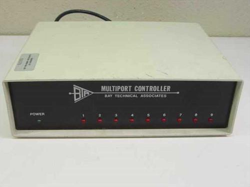 Bay Technical Associates 528E  Multiport Controller