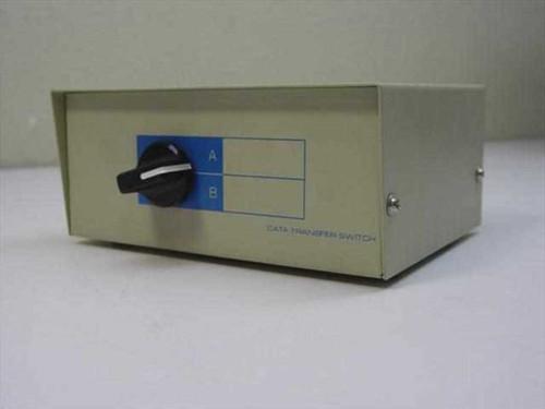 Generic 2 Way  15 Pin - AT - 9 Pin Male Data Switch