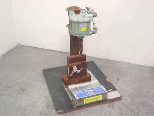 """Air-Mite Device Inc. DAP 19   Arbor Air Punch Press (stroke 2"""")"""