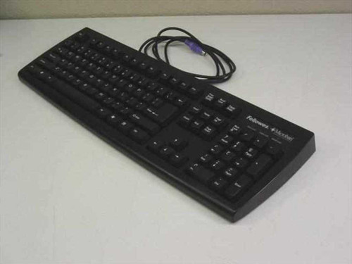 Fellowes 98914  PS/2 Key board KB-2971 Microban