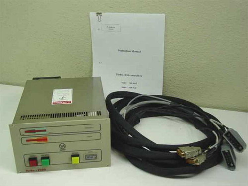 Varian Turbo V450   Turbo Vacuum Pump Controller pn 969-9542