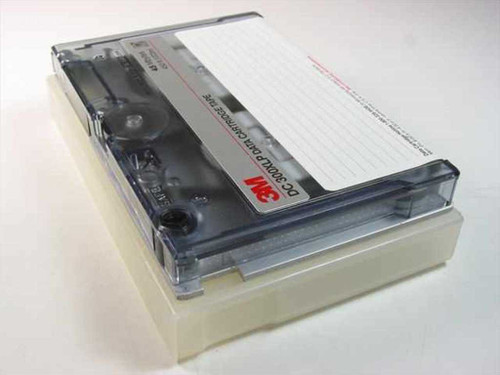 3M DC 300XLP  Data Cartridge Tape 45 mb 450 ft.