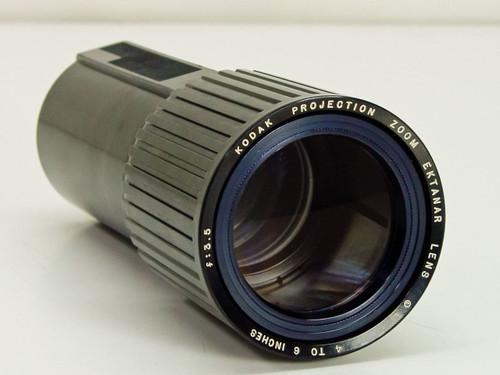 Kodak 4 to 6 Inches  f/3.5 Projection Zoom Ektanar Lens