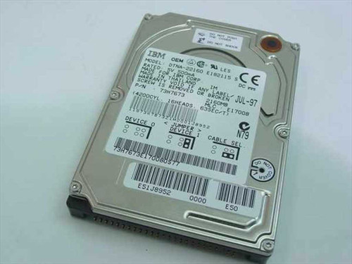 IBM 1440MB Laptop Hard Drive 46H6847