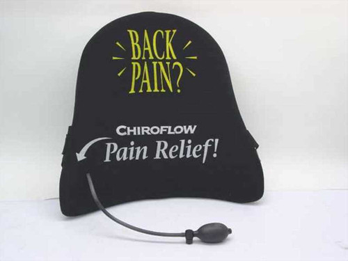 Chiroflow Adjustable  Chair Back Support