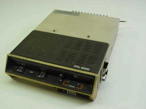 Johnson PPL 6060  UHF FM Transceiver PPL 6000