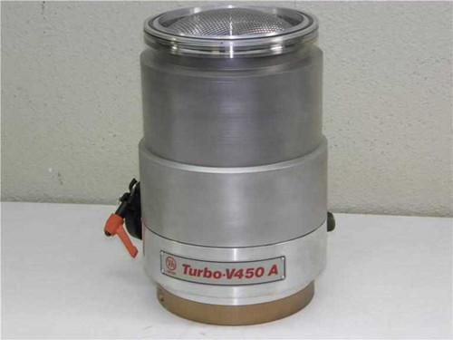 Varian V450 A  Turbomolecular - Turbo Pump 9699044
