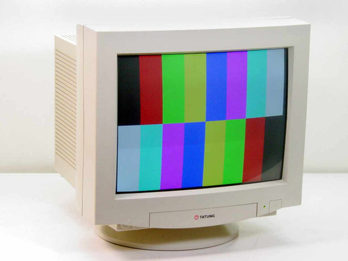 "Tatung CM17MLP  17"" Color Monitor"