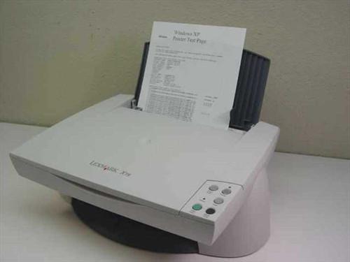 Lexmark 4406-F01  X75 Color Printer/Scanner/Copier