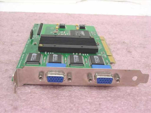 Colorgraphic Communications PC-612302  Predator LT 2 PCI - Dual Monitor Video Card - PCI