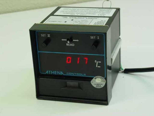 Athena Controls 4000-S-B  Temperature Controller 20V / 20 mA Out