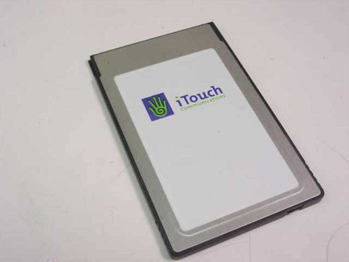 Element Management Software  440-0776F 0150  In-Reach 4MB Flash iTouch