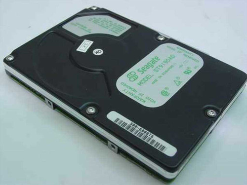 Seagate 170MB Laptop Hard Drive (ST9190AG)