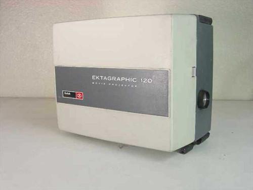 Kodak Ektagraphic 120  Movie Projector Ektagraphic 8mm Cartridge - Untes