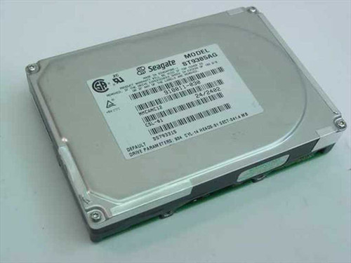 Seagate 341MB Laptop Hard Drive (ST9385AG)
