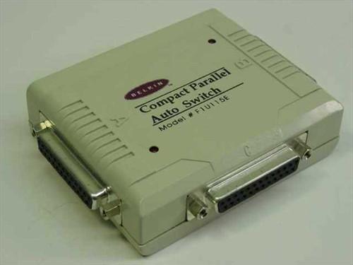 Belkin F1U115E  Compact Parallel Auto Switch