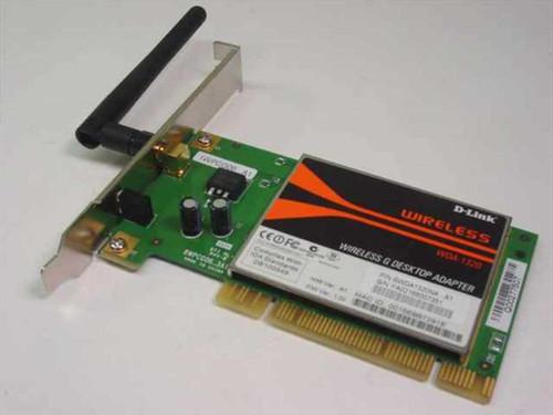 D-Link WDA1320  WDA-1320 Wireless G Desktop Adapter