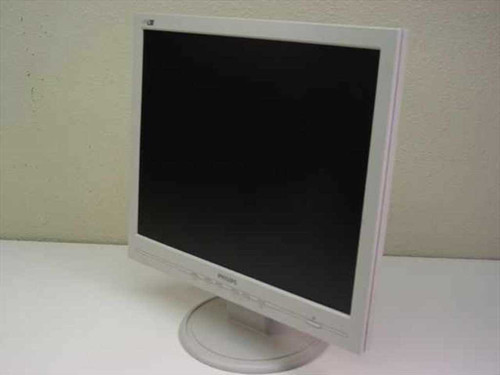 "Phillips 170S6FG/27  17"" Color Monitor - Does not Power On"