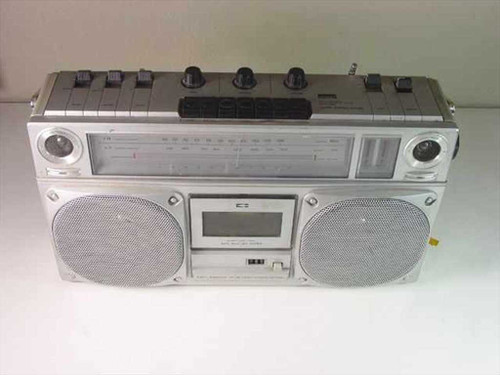 Montgomery Ward 3994  Tape Deck Boom Box
