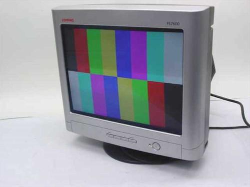 """Compaq P8714A  17"""" Color Monitor FS7600"""