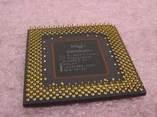 Intel BP80503233  P1 233Mhz Pentium Processor - SL2BM