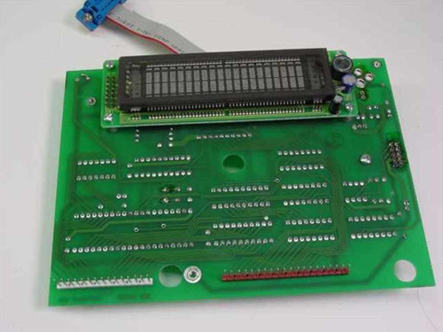 LCD Display RC-210/220  Remote Control Card