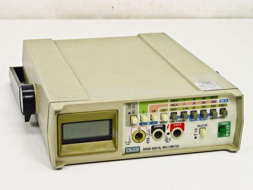 Fluke Digital Mutlimeter DMM Benchtop Meter (8050A)