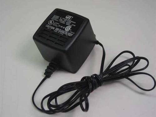 OE DV-1280  12V 800mA DC Adapter Power Supply Barrel Plug