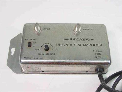 Archer 15-1113A  UHF/VHF/FM Amplifier