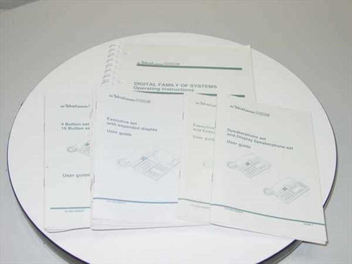 Telrad Telephone User Guides / Operating Instructions 79-XXX-XXXX