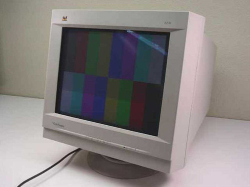 "Viewsonic VCDTS21529-1D  17"" Color Monitor EF70"
