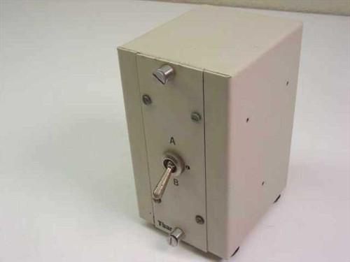 T-Bar 5722  2 way 25 Pin switch Box