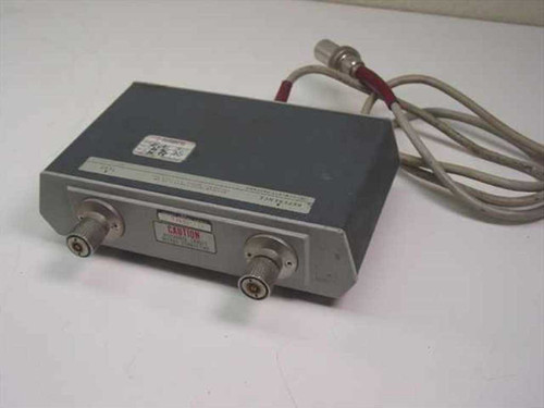 HP 8411A  Harmonic Frequency Converter - Option 018 0.11-12.