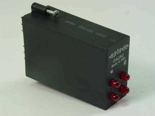Opto 22 OAC5Q  4 channel logic