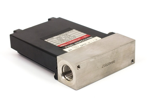 "MKS / Tylan FM-360100 SCCM Mass Flow Transducer/Meter AIR 3/8"" FNPT 256-100"