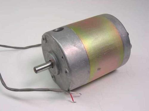 Teac EM1543  Permanent Magnet DC Motor w. ball bearings
