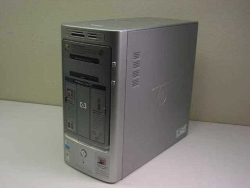 HP M7160N  P4 3.2Ghz 512MB 160GB DVD-RW Media Center - No Side Cover