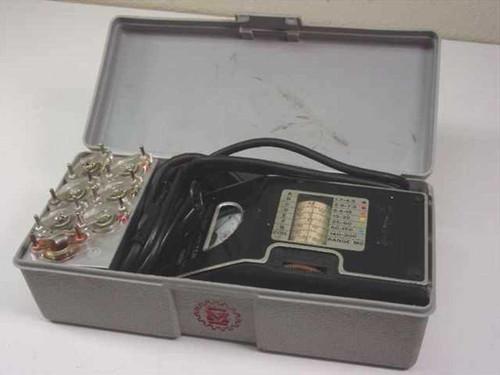 James Millen 90651 Grid Dip Meter includes case and measuring coils